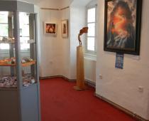 Josef Pepíno Balek, VSU-JČ, Vzdálené dimenze, Galerie Na Faře, Svatý Jan nad Malší