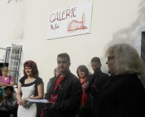 VSU-JČ, Josef Pepíno Balek, Iva Hüttnerová, Galerie Na Faře, Svatý Jan nad Malší